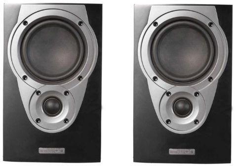 Mission MX1 Bookshelf Speakers (Pair) zoom image