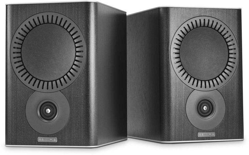 Mission QX-2 Bookshelf Speakers (Pair) zoom image