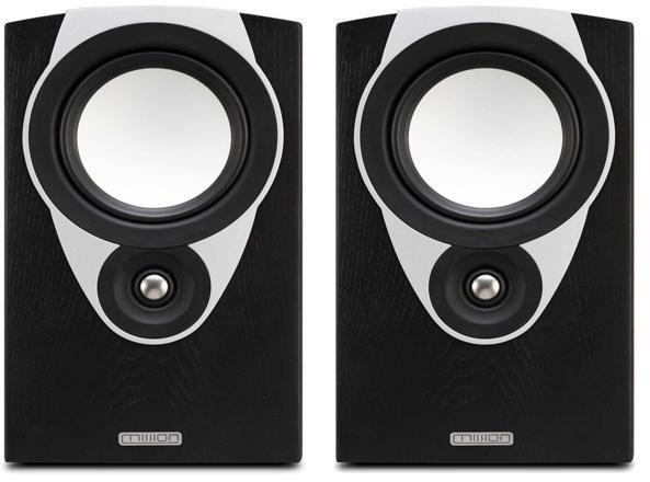 Mission SX2 Bookshelf Speakers (Pair) zoom image
