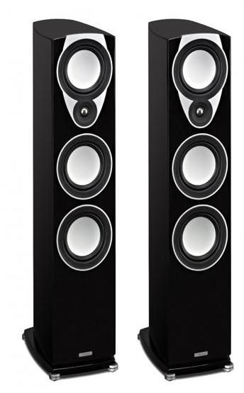 Mission SX4 Floorstanding Speakers (Pair) zoom image