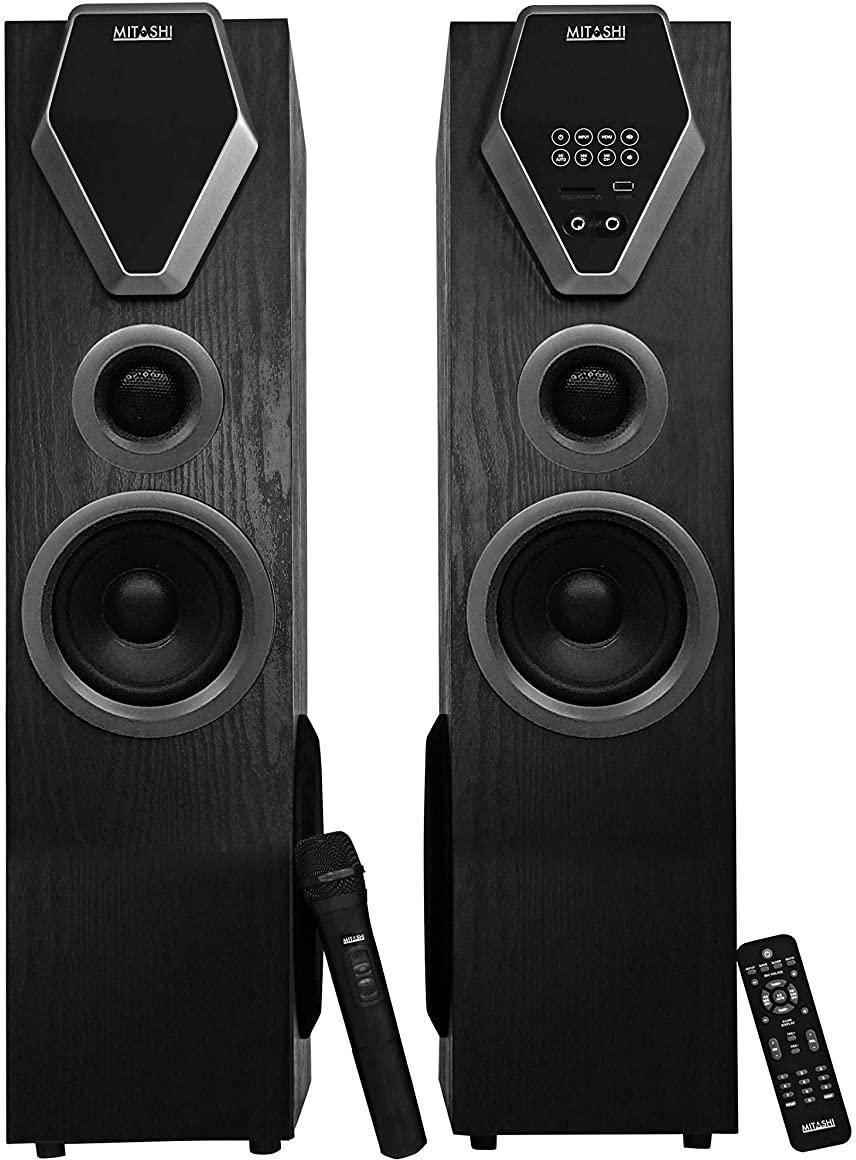 Mitashi 2Ch Tower Bluetooth Speaker (TWR8480BT) zoom image