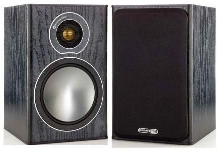 Monitor Audio Bronze 1 Bookshelf Speakers zoom image