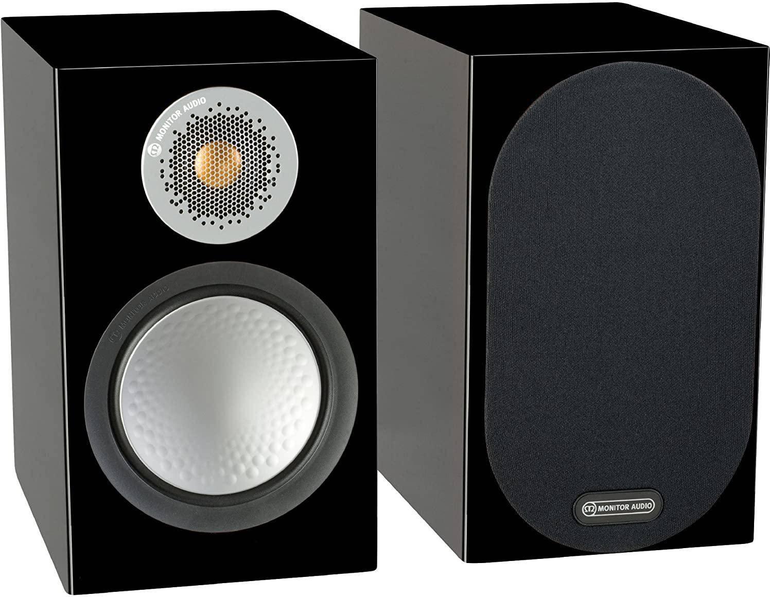 Monitor Audio Silver 50 Bookshelf Speakers Pair zoom image
