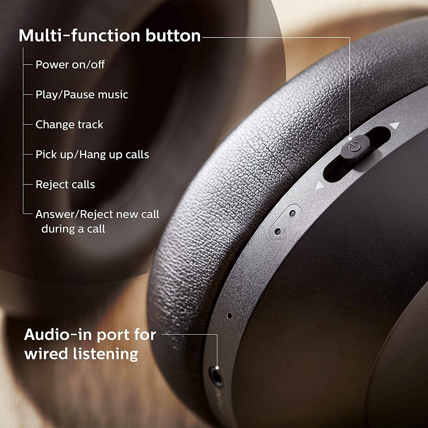 Multifunctional button