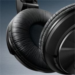 Soft ear cushions for extra comfort