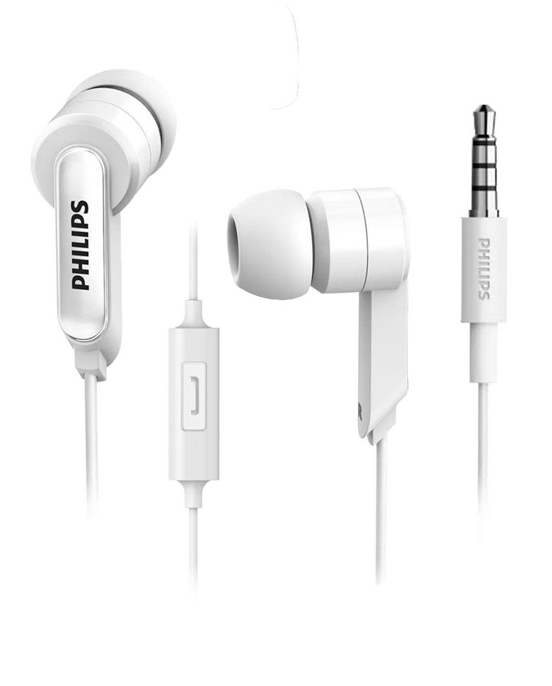 Philips SHE1405 In-Ear Headphone Headset with Mic zoom image