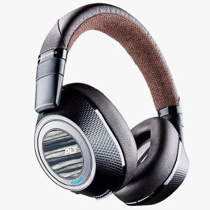 Stylish and compact plantronics backbeat pro 2 design