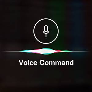 Voice commands to control your calls without touching the headset or your mobile