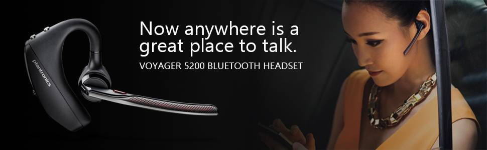 Plantronics voyager5200 banner image