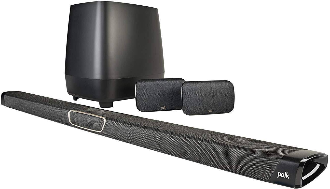 Polk Audio MagniFi MAX SR Wireless Soundbar System zoom image