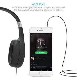 Can be connected with AUX cable also