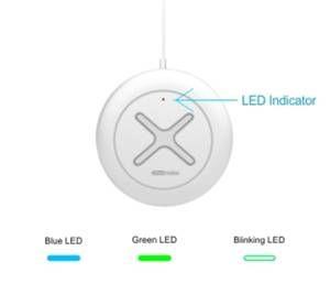 led charging indication