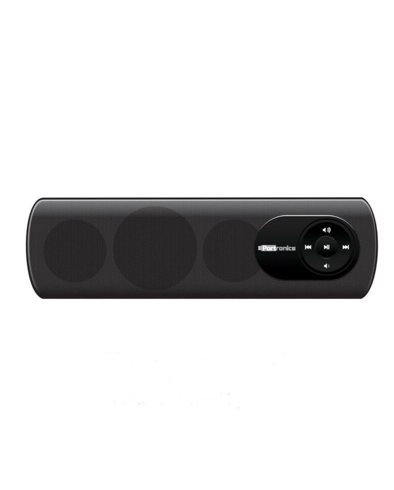 Portronics Pure Sound POR 102 Portable Speaker System (Black) zoom image