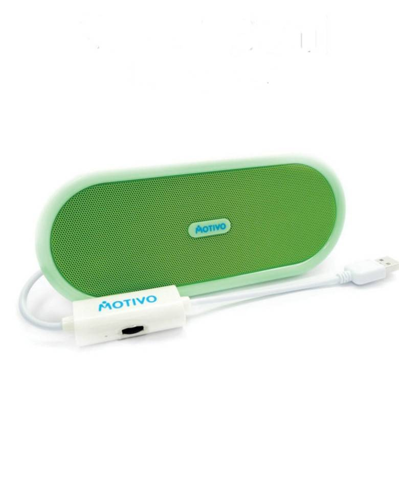 Portronics Sound Bowl Portable USB Speaker for Laptop / Desktop zoom image