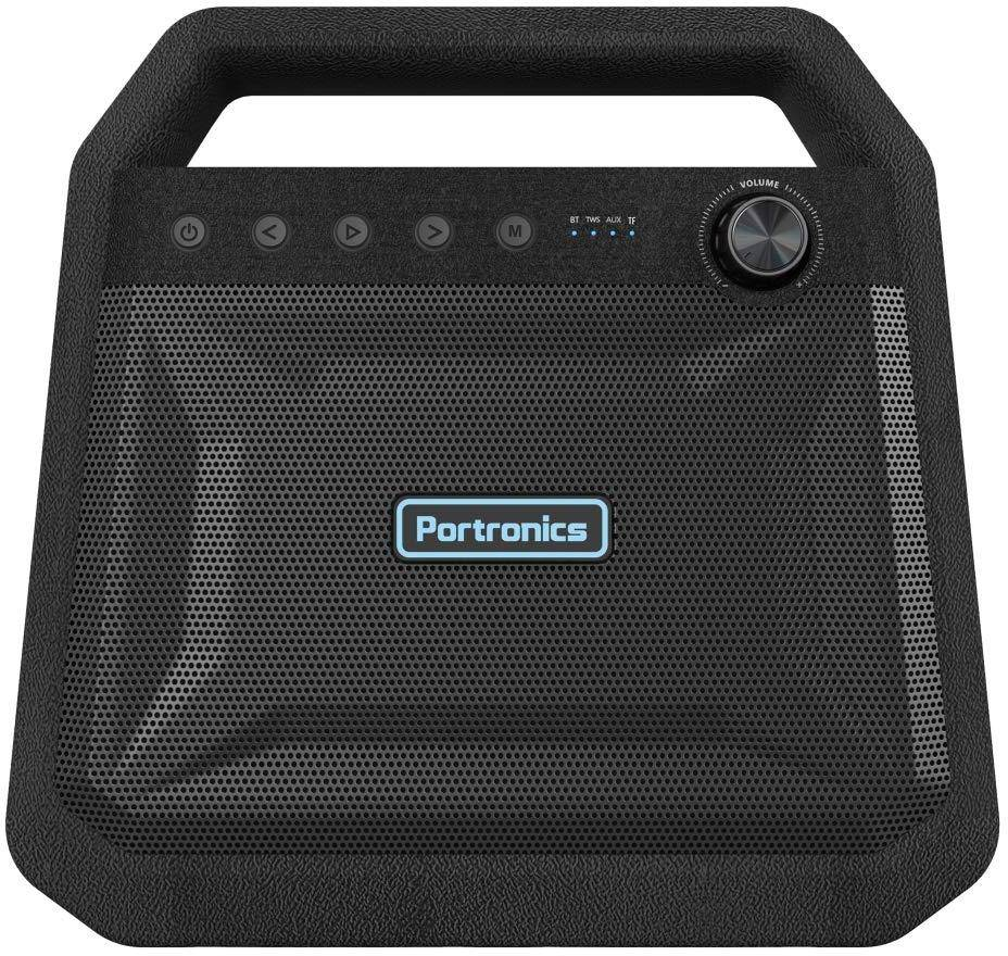 Portronics Roar POR-549 Bluetooth Stereo Speaker zoom image