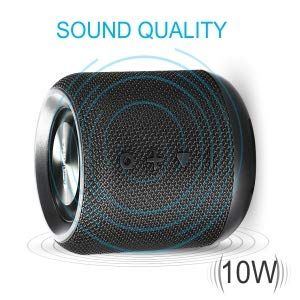 5W speaker for clear and loud sound