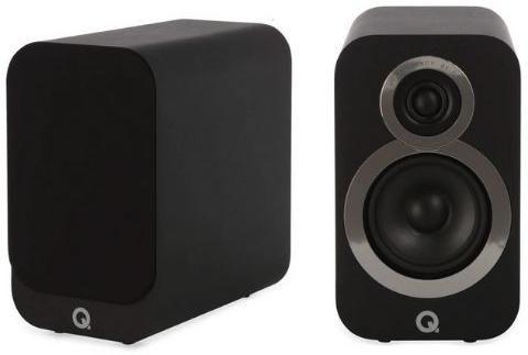 Q ACOUSTICS 3010i Compact Bookshelf Speakers zoom image