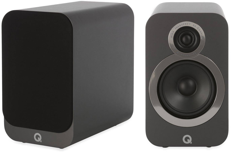 Q Acoustics 3020i Bookshelf Speakers zoom image