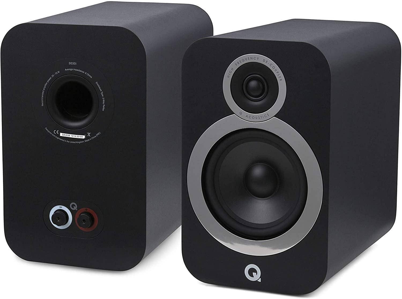 Q Acoustics 3030i Bookshelf Speakers zoom image