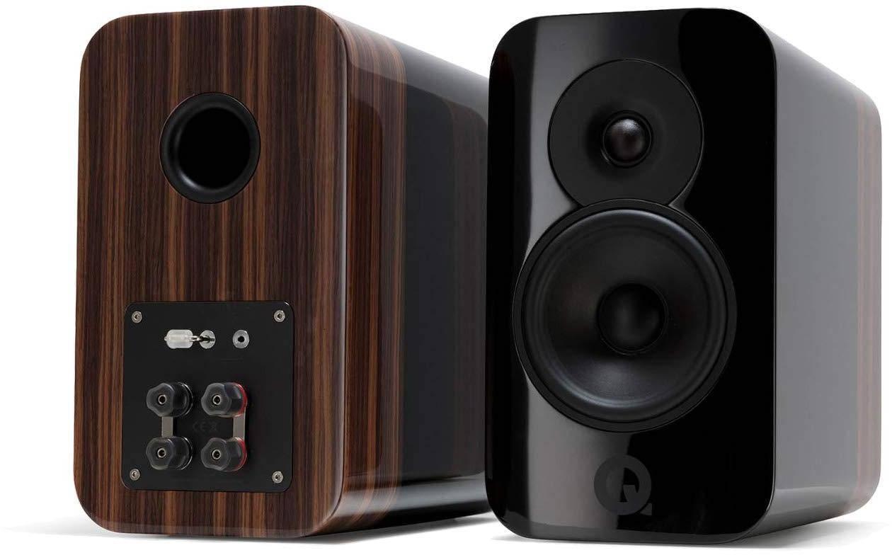 Q Acoustics Concept 300 Bookshelf Speakers zoom image