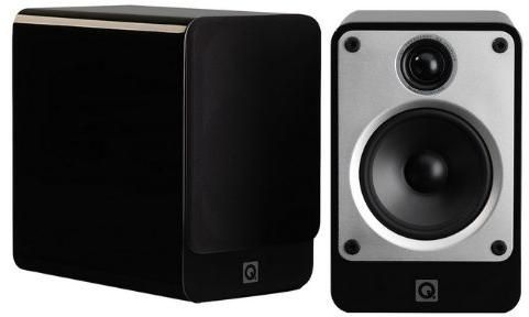 Q Acoustics Concept 20 Bookshelf Speakers zoom image