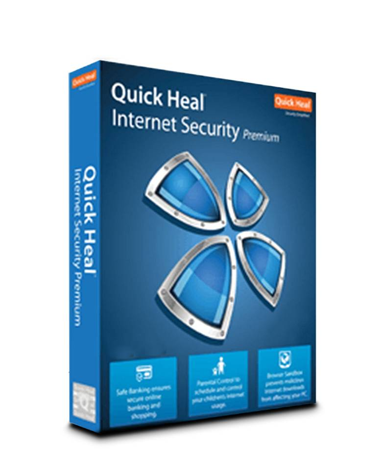 Quick Heal Internet Security IS2 (2 User 3 Year) zoom image