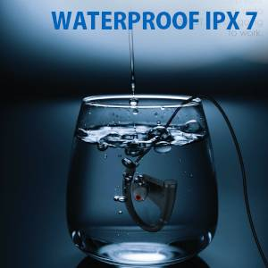 IPX 7 Waterproof ProtectionIPX 7 Waterproof ProtectionIPX 7 Waterproof Protection