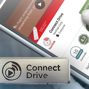 SanDisk Connect App lets you share data quickly