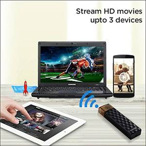 Stream Videos simultaneously with three devices