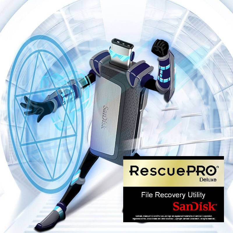 RescuePRO™ to Recover Your Lost Data