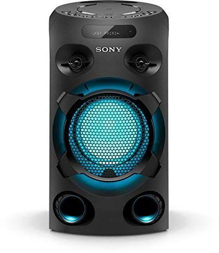 Sony MHC-V02 Portable Party Speaker  zoom image