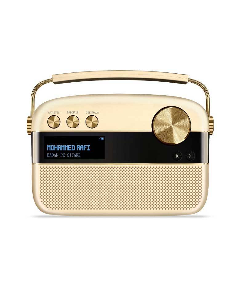 Saregama Carvaan Gold Portable Digital Music Player  zoom image