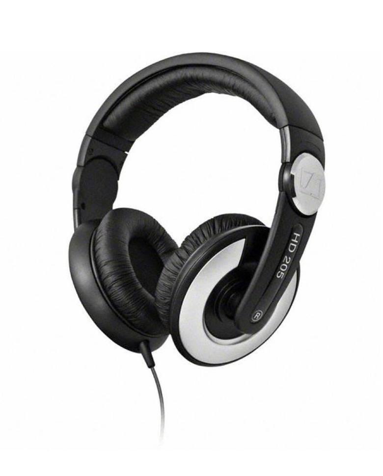 Sennheiser HD 205 II Over-Ear Stereo Headphone zoom image