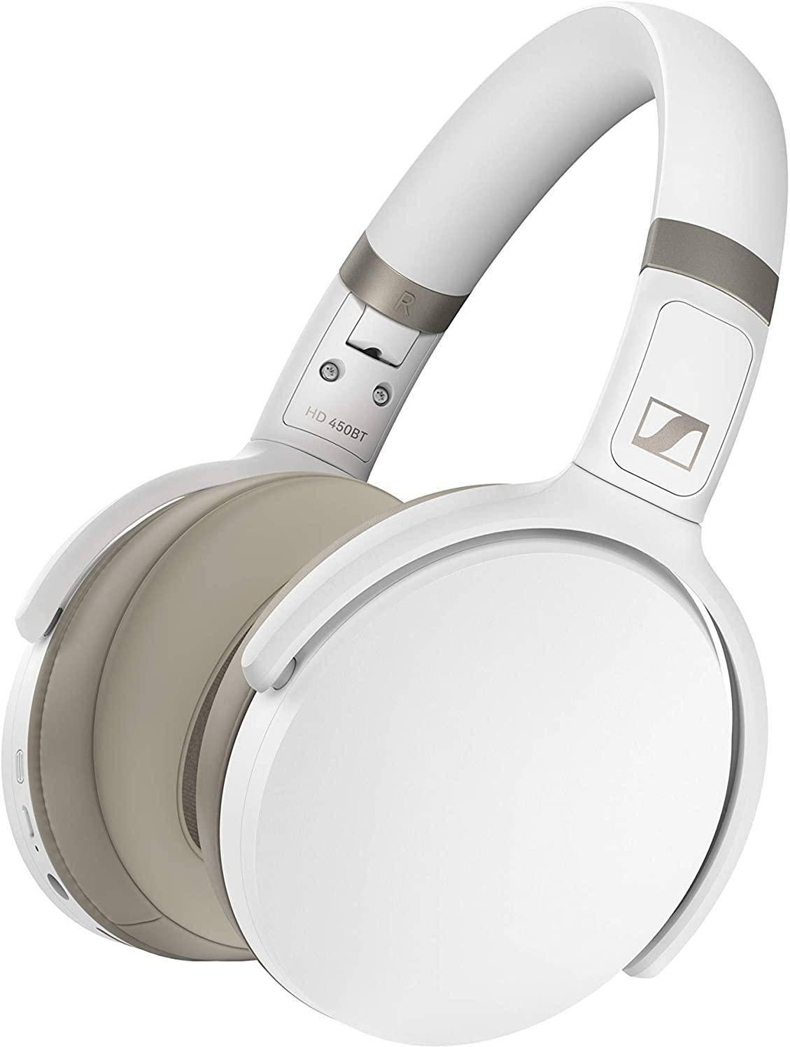 Sennheiser HD 450BT Active Noise Cancellation Wireless Headphones zoom image