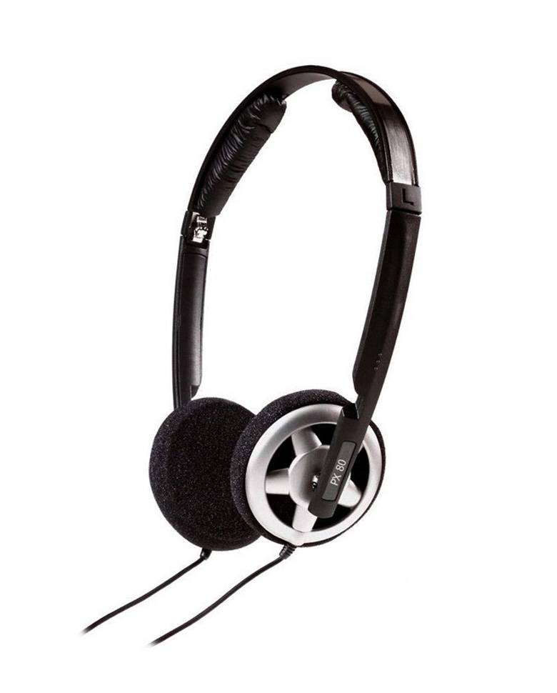 Sennheiser PX 80 Over-Ear Headphone zoom image