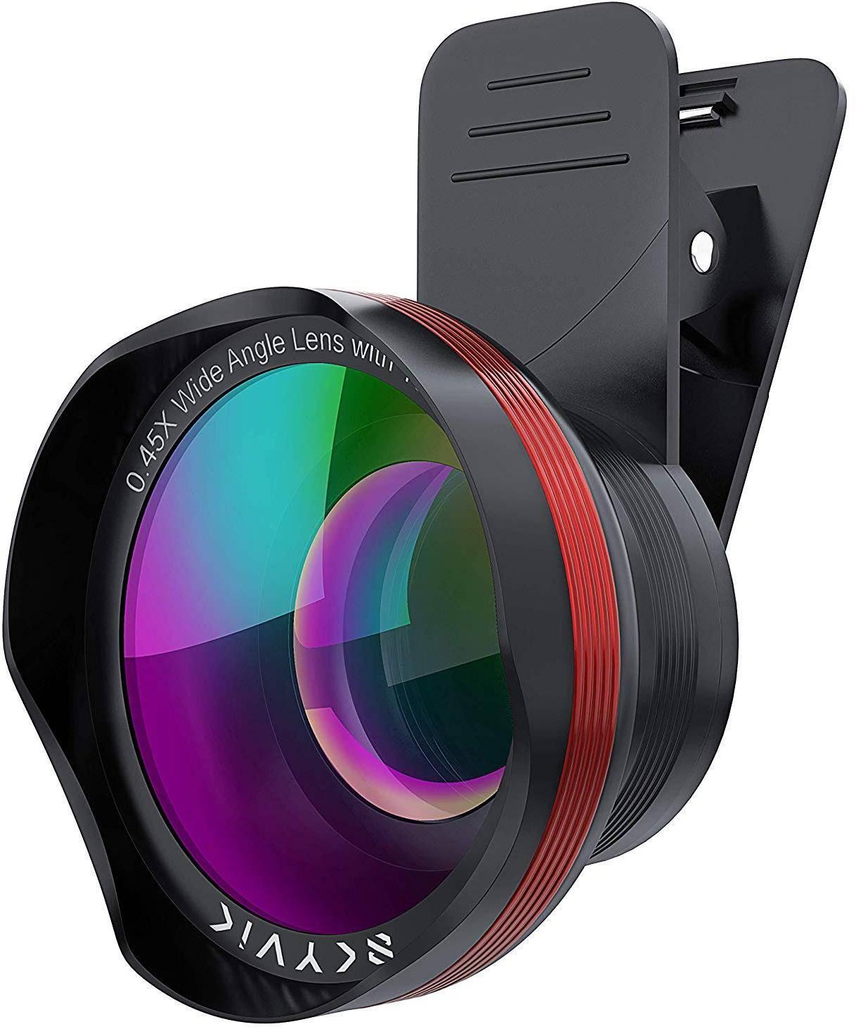 SKYVIK Signi Pro  Clip on Mobile Camera Lens Kit zoom image