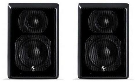 Sonodyne SRP 201 Active Bookshelf Speakers (Pair) zoom image