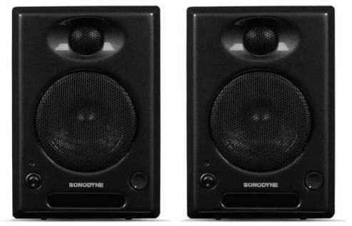 Sonodyne SRP 202 Active Bookshelf Speakers (Pair) zoom image