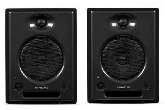 Sonodyne SRP 203 Active Bookshelf Speakers (Pair) zoom image