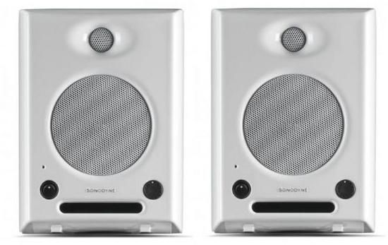 Sonodyne SRP 203 Active Bookshelf Speakers (Pair) zoom image