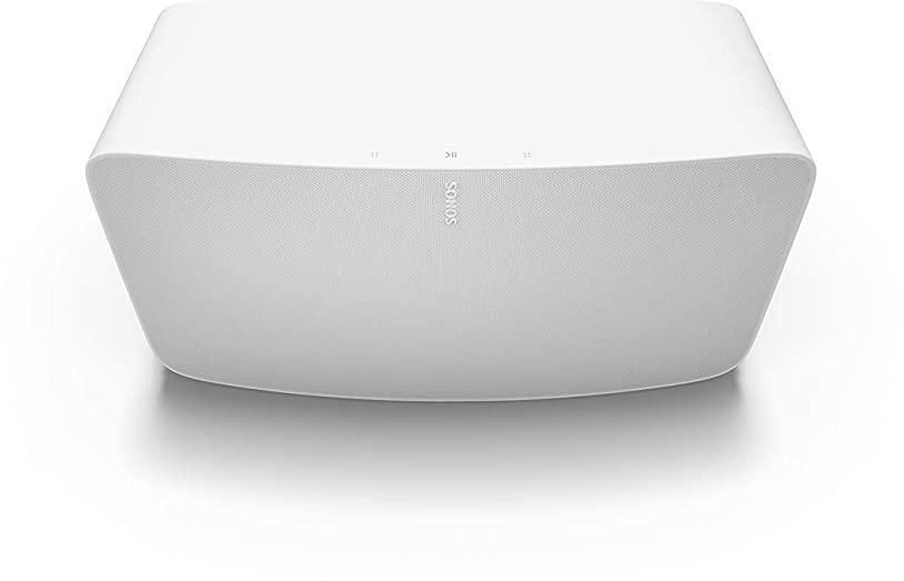 Sonos Five High Fidelity Wireless Speaker For Superior Sound zoom image