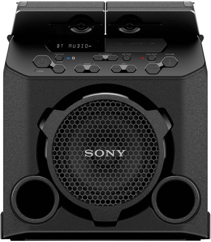 Sony GTK-PG10 Bluetooth Party Speaker zoom image