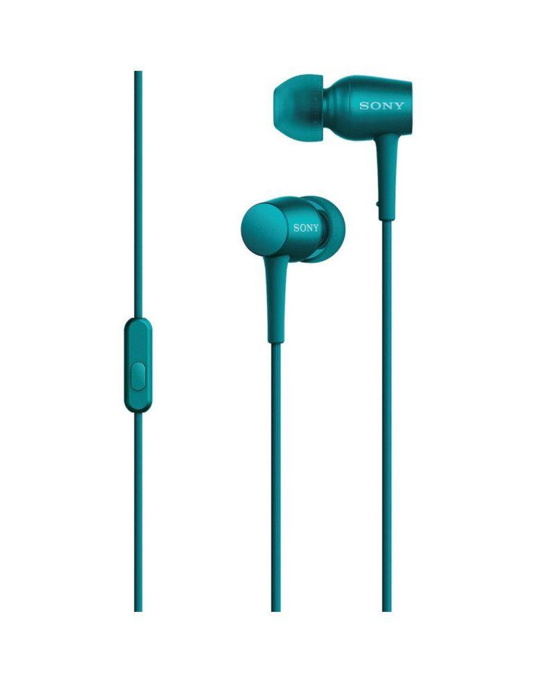 Sony MDR EX750AP In-Ear Hi-Res Audio Earphones With Mic  zoom image