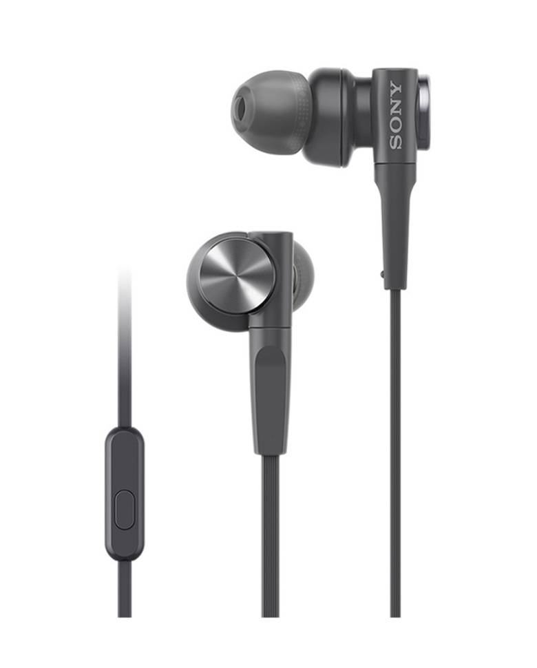 Sony MDR-XB55AP With Mic Premium In-Ear Extra Bass Headphone  zoom image