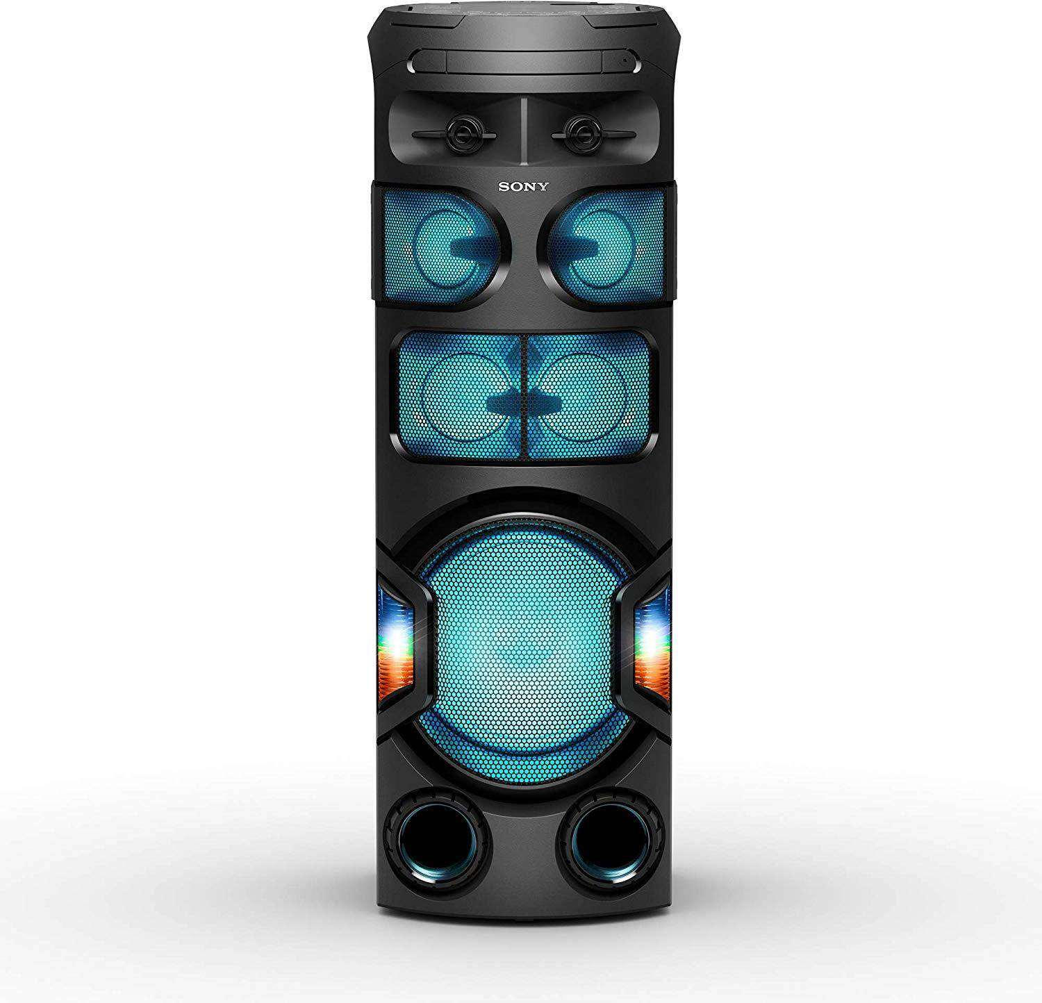Sony MHC-V82D Powerful Party Speaker with 360 Degree and Long Distance Bass Sound zoom image