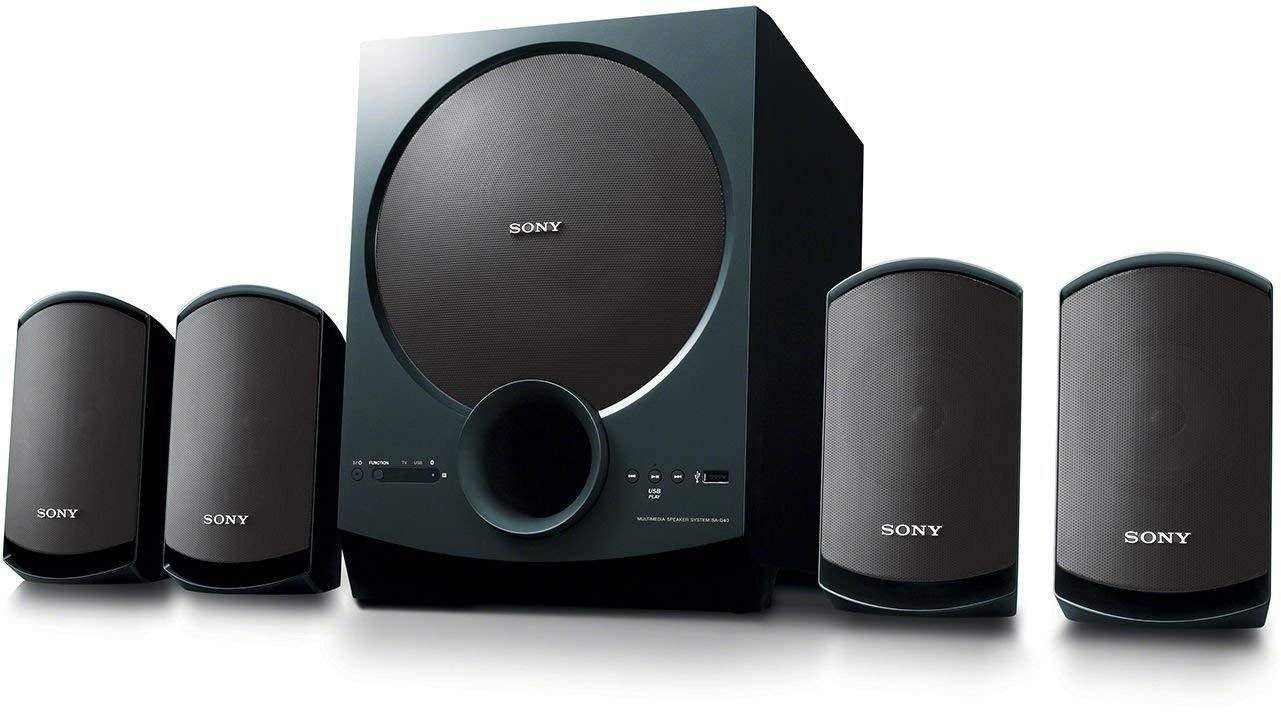 Sony SA-D40 4.1 Channel Bluetooth Home Theater System  zoom image