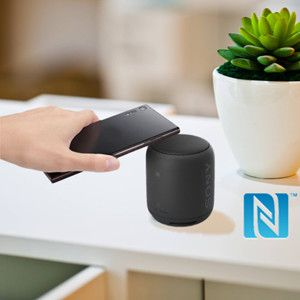 NFC pairing for makes it simple to pair