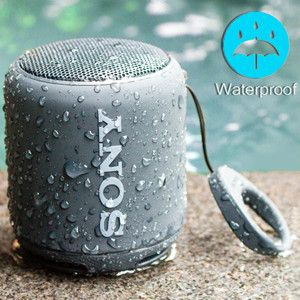 IPX5 certified technology for water resistant