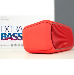Extra Bass feature gives you great audio quality