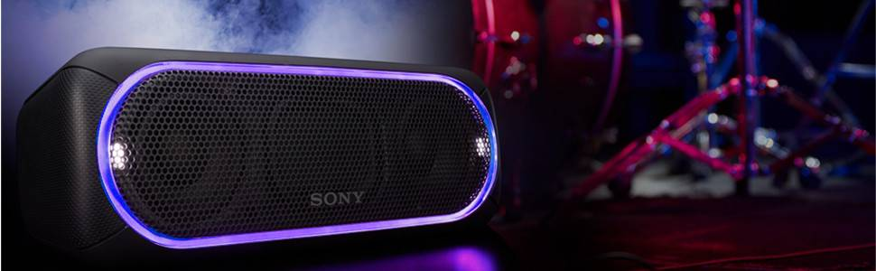 Sony SRS-XB30 banner image